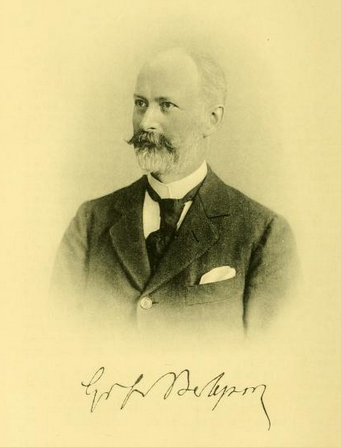 Hans Graf v Berlepsch
