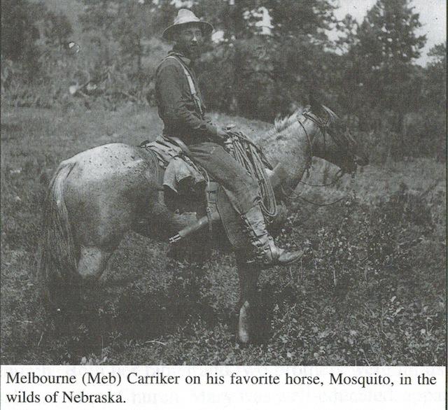 Carriker in Nebraska City